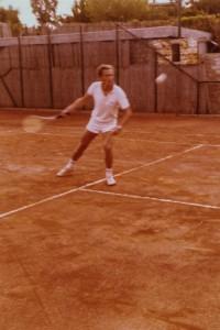 Vater_Tennis